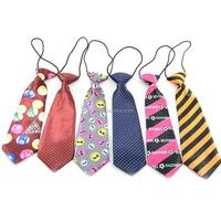 Popular Baby Children Halloween Necktie Skull Skeletons Unisex Boys Girls Ties Neckwear