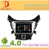 8 inch android 4.0 car stereo for hyundai