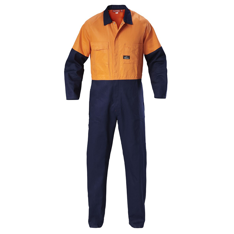 Wholesale Custom Made New Design Workwear Uniform Safty Coverall