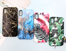 2017 latest fashion marble with electroplating case for iphone 7/7 plus ,IMD marble TPU soft cover for iphone 7/7 plus