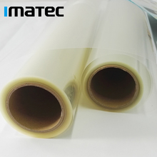 Wholesale 100um Eco Solvent Clear Inkjet Film For Positive Screen Printing