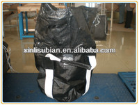 pp virgin tubular black UV resistant jumbo bag