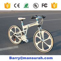 MANSURAH New coming special discount wheel set for freestyle bike (TF-FSB-013)