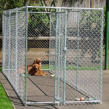 Chain Link Fence Framework/dog Kennel Chain Link Fence/chain Link Dog Kennels