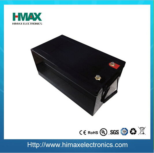 deep cycle lifepo4 12v 200ah wind power storage battery