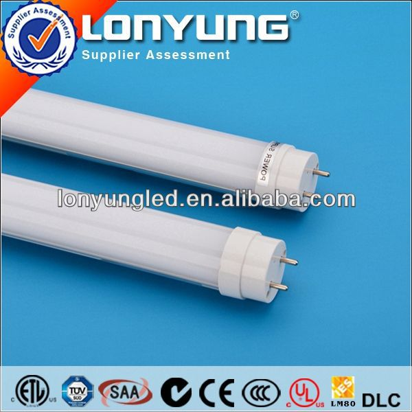 led red tube animal 12w DLC ETL TUV SAA Approved Replacement with traditional tube light