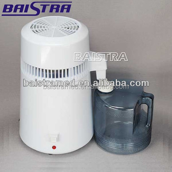 Home use portable electric water distiller with CE