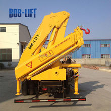 SQ10ZA3 10 ton 11m price of hydraulic knuckle boom design used mobile crane for sale with popular