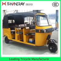 2016 China Chongqing Factory PASSENGER AND CARGO MOTORIZED TRICYCLE