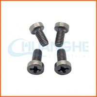 China manufacturer m4 screw standard length