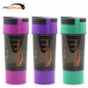 High Quality PC Gym Bottle Plastic Protein Shaker Cups