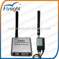 C83 fpv 5.8ghz 200mw TX RX mini RC transmitter and receiver for rc model airship