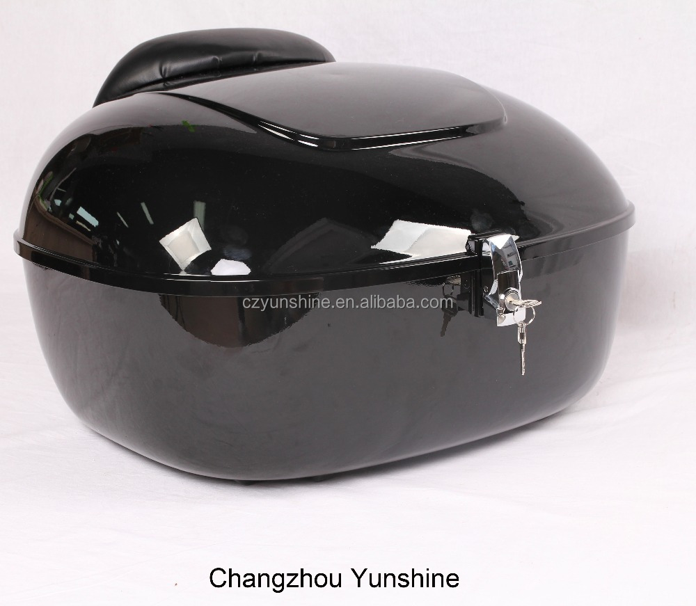Factory providing, motorcycle luggage box, motorcycle top box case