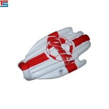 Promotional custome cheer giant inflatable PVC cheap hand Germany color inflatable hand