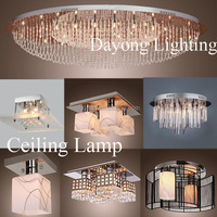 Home Decorative Chandelier Modern LED Ceiling