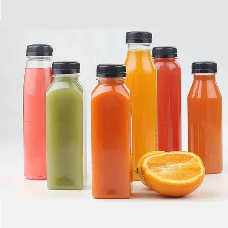 250ml 350ml 450ml 500ml 1000ml Beverage Plastic Juice Bottle