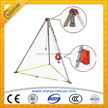 Multipurpose Self Rescue No Spark Operation Safety Tripod