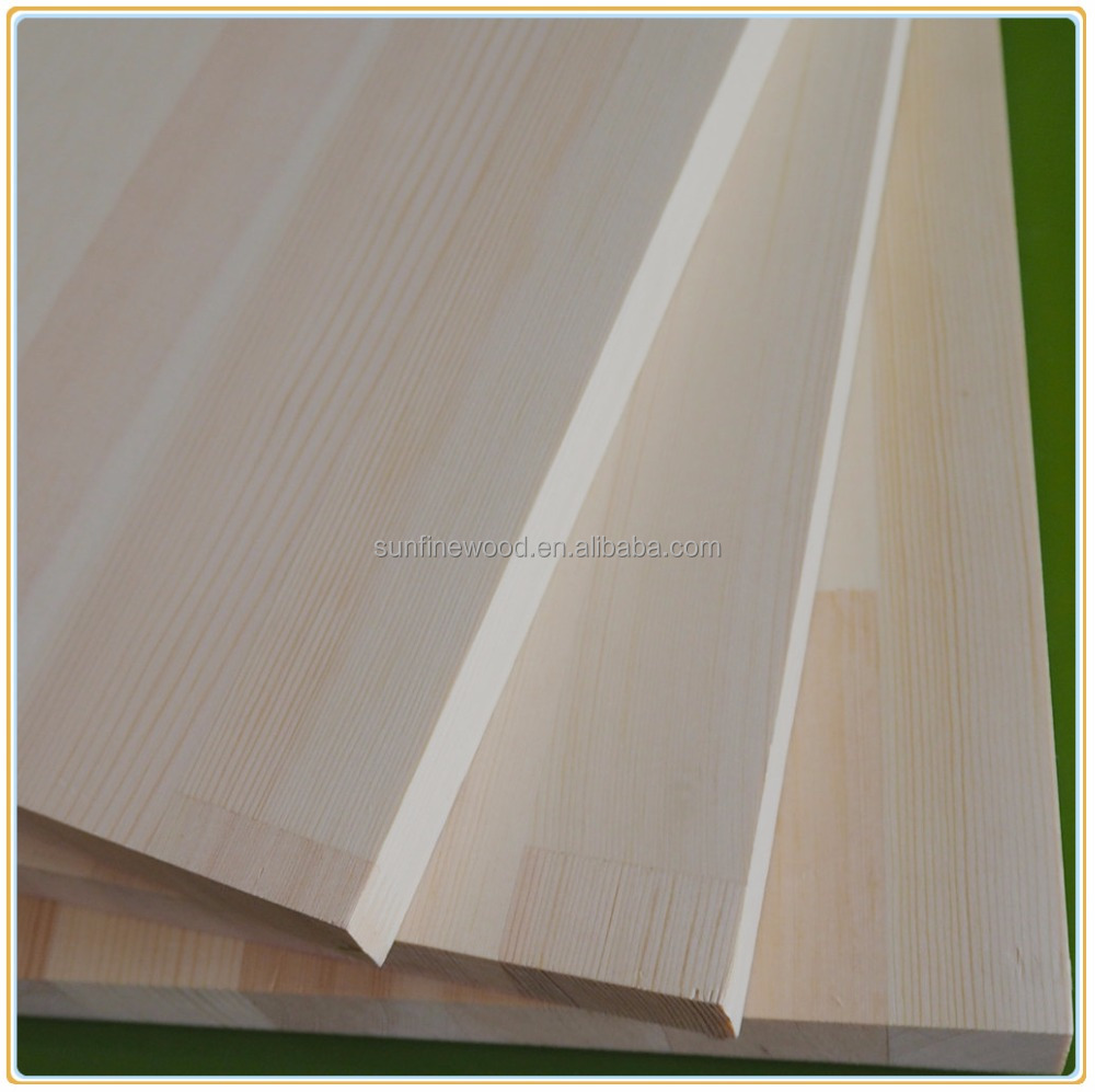 finger joint laminated pine wood wall panels