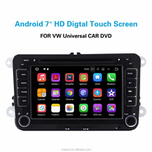 "Android 7.1 Car DVD 7"" radio for VW Volkswagen Turan Golf 5 6 Polo Passat Tiguan Jetta EOS sharan amarok"