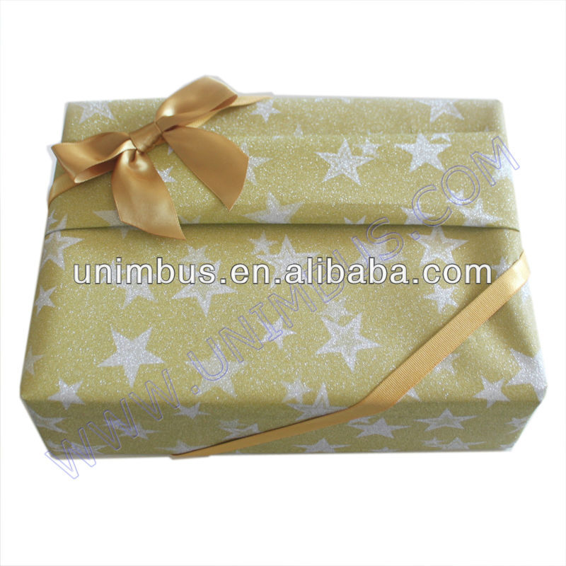 supply various wrapping ribbon bows for gift packing