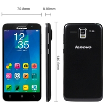 Original Lenovo A8 A806 5.0 Inch IPS Screen Android 4.4 4G Smart Phone, MTK6592 + MTK6290 Octa Core 1.7GHz, RAM: 2GB, ROM: 16G