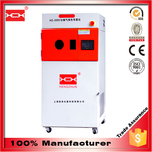 Automobiles Color Fastness Testing Equipment