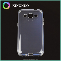 Clear mobile phone case cover for Samsung Galaxy J2
