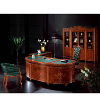 China office furniture antique wooden boss desk
