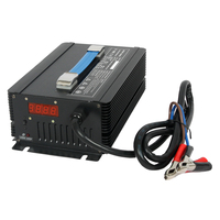 2018 New Products 48v 20ah Battery Charger for Electric Bike and Scooter
