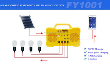 high efficiency solar portable power system case/solar portable power generation euipment generators for home use india