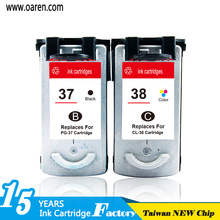 Remanufactured Ink Cartridge CL38 Color
