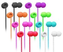 Stereo ear cup Headset Earphone For Cell Phone