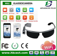 Camera Digital Wireless Glasses Camera With Strong Signal 720P HD with 500MAH rechargeable battery