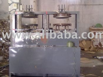 Paper Plate Making Machine (Hydraulic and Automatic)