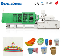 Arabic market plastic hanger making machine