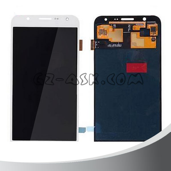 For Samsung for Galaxy J7 LCD Display Screen and Touch Screen Digitizer full set for samsung mobile White color