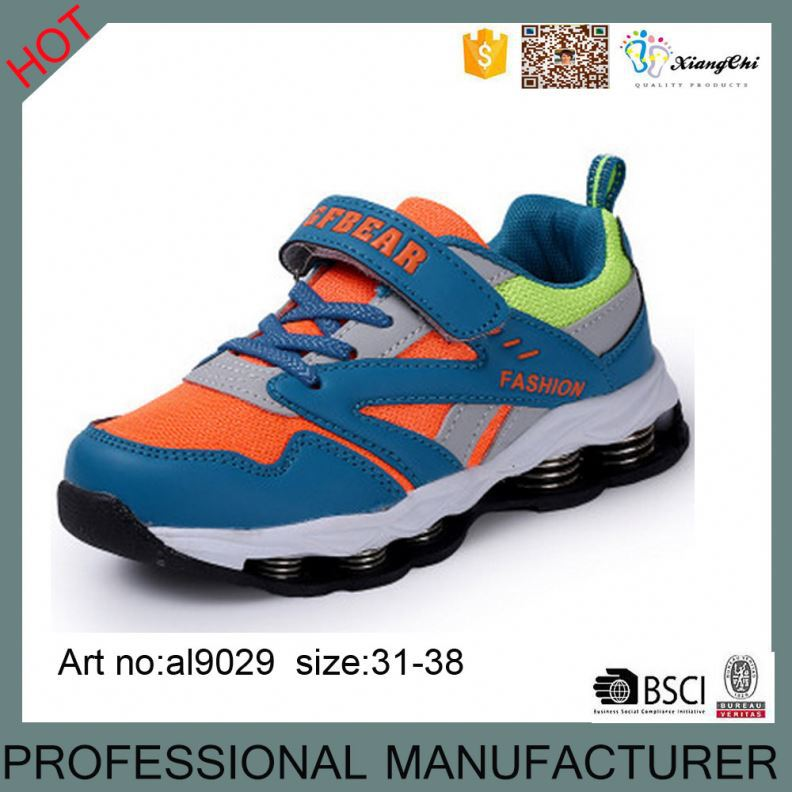 Hot Sale China Best Quality Children Sports Spring Jumping Shoes for Kids