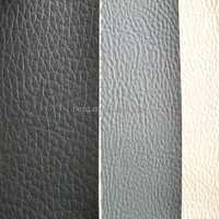 Soft synthetic leather for furniture, car upholstery and sofa