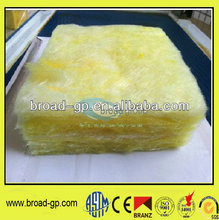 thermal insulation and fireproof fiber glass wool batts