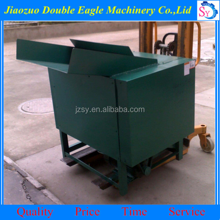 Multifunction Automatic Cans flattening machine/Aluminum iron cans recycling processing machine