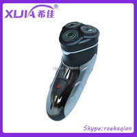China factory price best quality black man electric shaver XJ-602