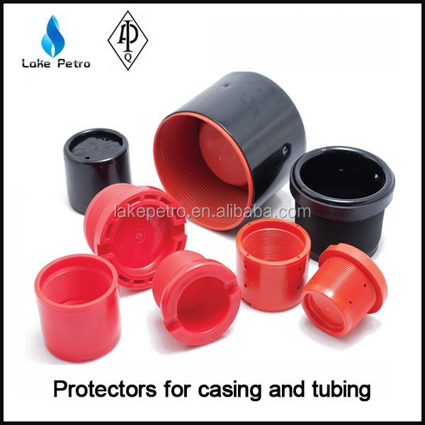 Api thread protector for casing tubing and drill pipe