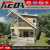 Prefabricated House Mountain Wooden Cottage Prebuilt in Guangzhou KDV212