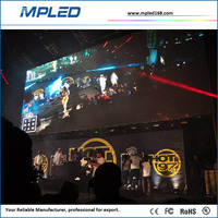 Brand new rental led screen display with high quality