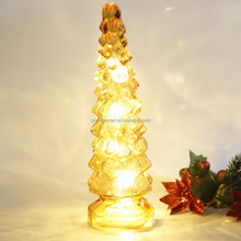 new design glass lighting Christmas Tree