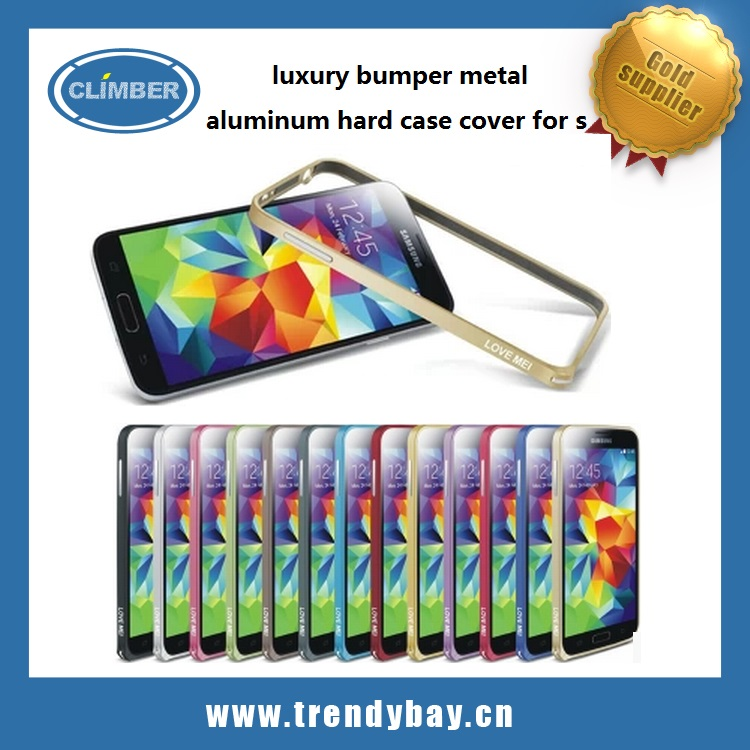 love mei metal case for samsung galaxy s5 i9600
