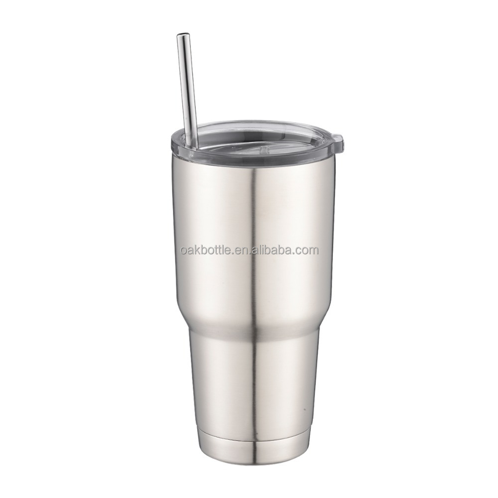 <strong>OAK</strong> hot selling high quality 30oz vacuum double wall stainless steel tumbler