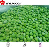 Hot selling frozen vegetables for iqf green peas