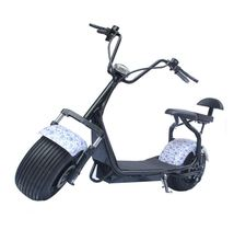 Self balancing electric scooter, smart balance 2 wheels self electric balance scooter with Handle white and black