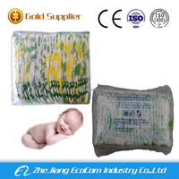 cloth-like film disposable baby diapers in bulk